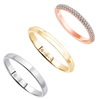 Bridal Wedding Bands Rings