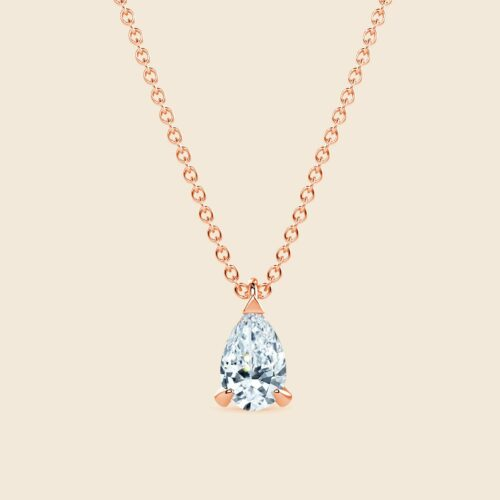 Pear Lily Kette Rose